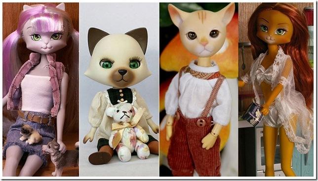 10 boneca