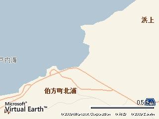伯方島 小田周辺