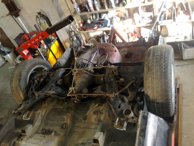 Club S12 S13 Rear Subframe In Sra S12 Pix And Updates