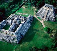 Suku Maya, Kuil, Temple