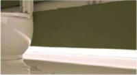 Illuminated plinth panels