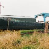 Foto's van het skûtsje 'Twa Famkes' 1987 - 1996