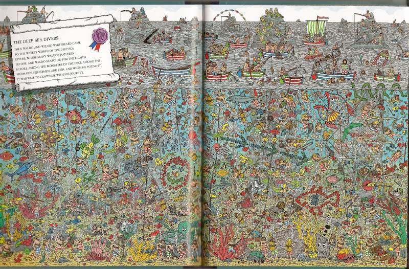 Where's Waldo book review