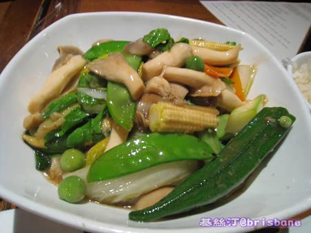 泰式炒雜菜