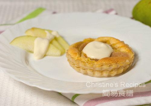 啤梨撻 Pear Tarts02