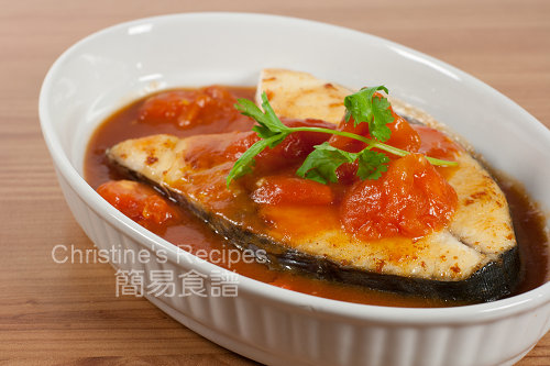 茄汁鮫魚 Mackerel In Tomato Sauce02