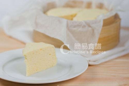 西施蒸蛋糕 Steamed Cake02