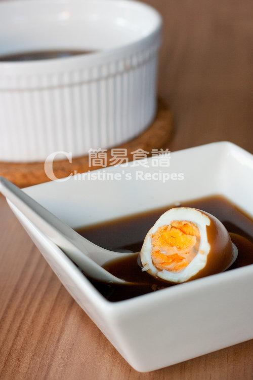 桑寄生蓮子雞蛋茶 Chinese Herbal Dessert01