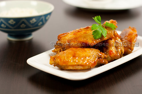 茄汁辣雞翼 Spicy Chicken Wings03