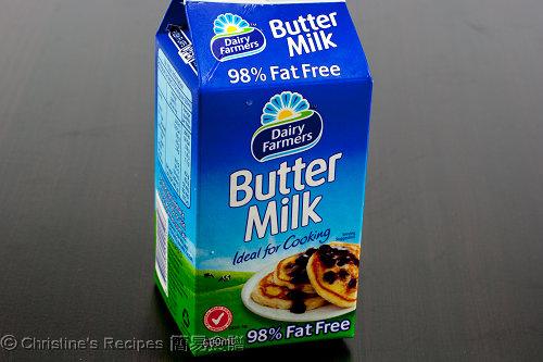 酪奶 Buttermilk