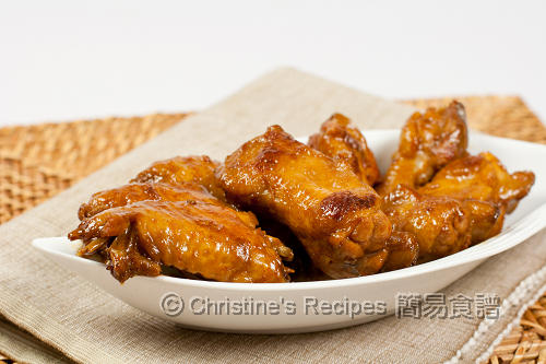 Chicken Wings with Red-Fermented Beancurd02
