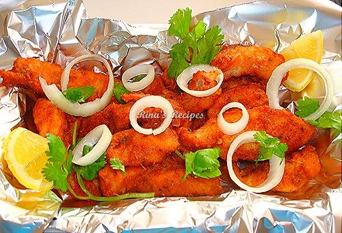 how to make tandoori items
