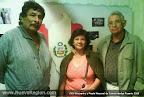 Rolando Delgado, Susana Pais, Luis Salinas