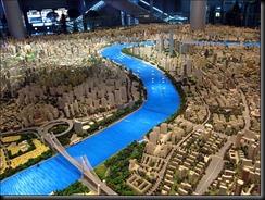 miniatura da cidade de Xangai 11