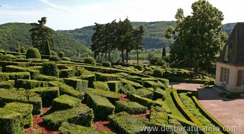 labirinto  Gardens of Marqueyssa (5)
