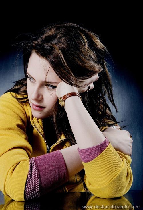 Kristen Jaymes Stewart desbaratinando linda sensual bella (8)