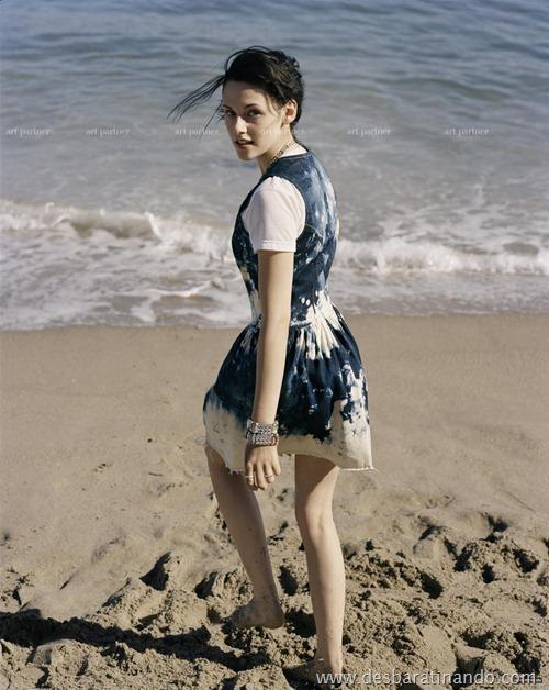 Kristen Jaymes Stewart desbaratinando linda sensual bella (23)