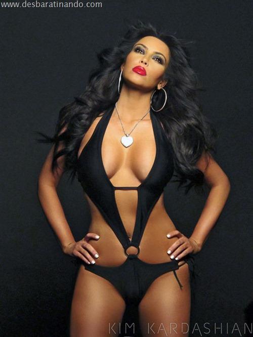 kim kardashian linda sensual gata sexy bela (82)