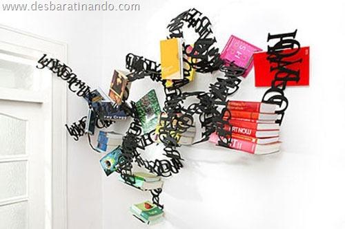 prateleiras diferentes interessantes geeks nerds livros (6)