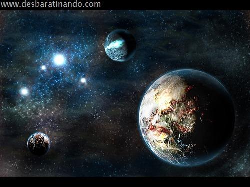 wallpapper desbaratinando planetas papeis de parede espaço planets space (44)