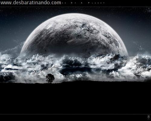 wallpapper desbaratinando planetas papeis de parede espaço planets space (56)