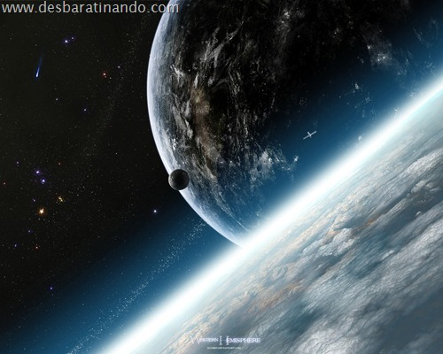 wallpapper desbaratinando planetas papeis de parede espaço planets space (15)
