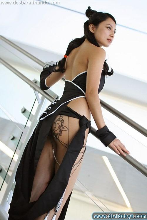 Cosplay sexy linda sensual desbaratinando  (43)