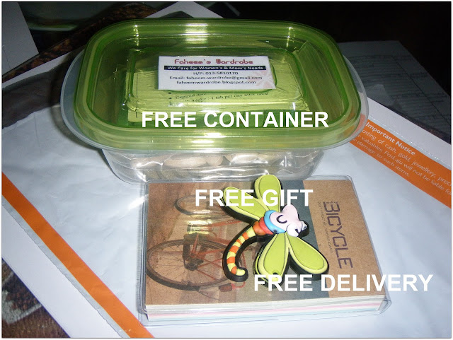 Quality Container & Free Gift