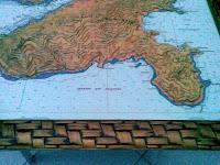 segundo mapa tátil