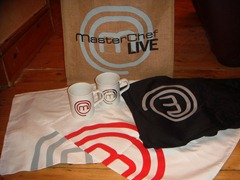 meemalee masterchef live goodies