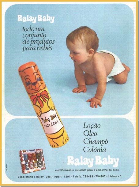 relay baby santa nostalgia