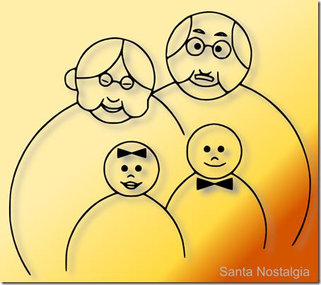 avos santa nostalgia