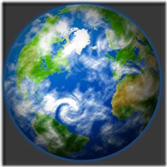 earth cloud