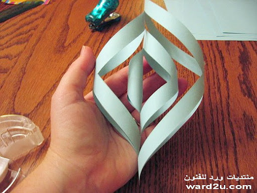 كيف تصنع ورق الزينة بنفسك