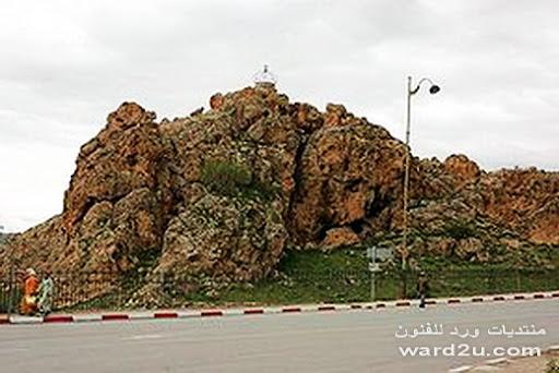 مدينة ازرو المغربية Azrou Moroccan city