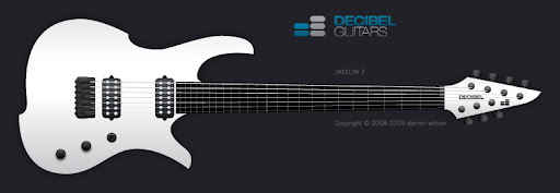 Inspired by timeless solid-body electric guitar designs, but with a twist, the Javelin is our modern offset double-cutaway model. Deep cutaways and the ergonomically arched body produce superb comfort and playability, and its unique contours give a distinctive appearance.