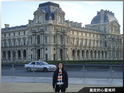 羅浮宮美景