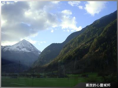 人間仙境瑞士