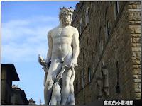 佛羅倫斯市政廳廣場海神像