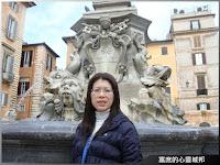 萬神殿廣場方尖碑噴泉