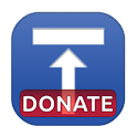 Instant Upload Donate Key icon