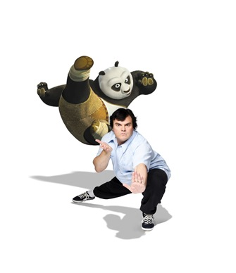 KUNG FU PANDA 2 SPECIAL SHOOTS