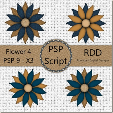 RDD-Flower4Display
