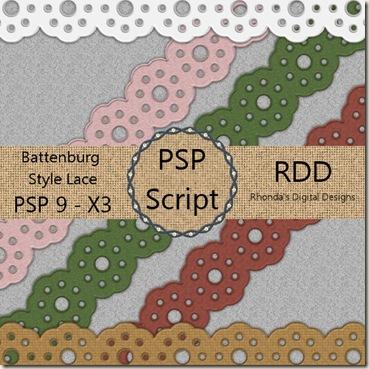 RDD-BattenburgLaceDisplay