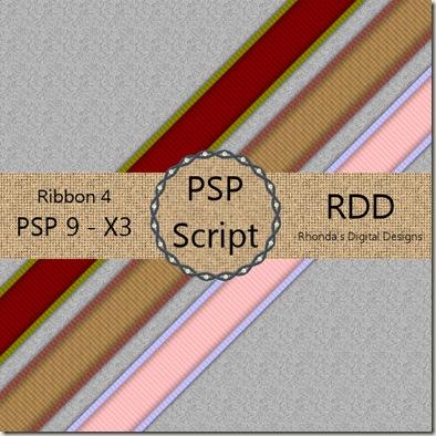 RDD-Ribbon4Display