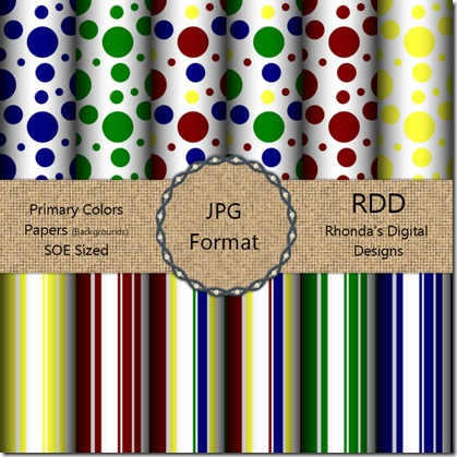 RDD-PrimaryColorPapersDisplay