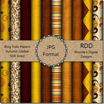 RDD-AutumnJubileePaperDisplay