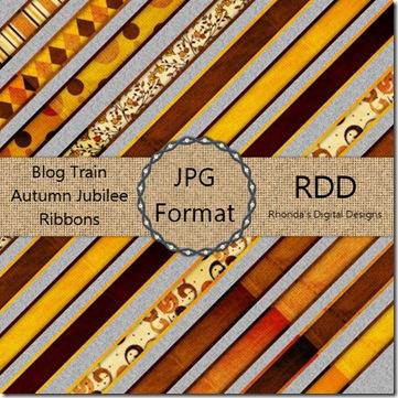 RDD-AutumnJubileeRibbonsDisplay