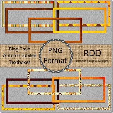 RDD-AutumnJubileeTextBoxesDisplay