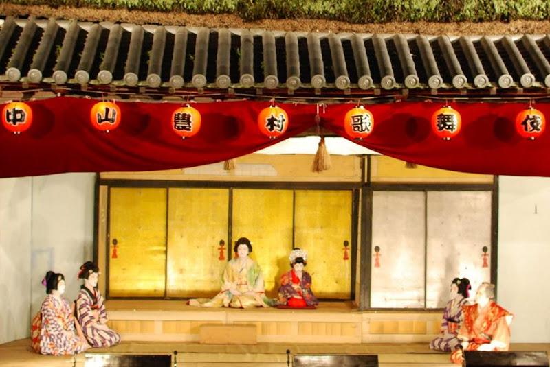 小豆島 中山農村歌舞伎